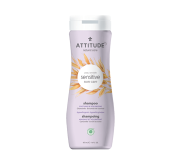 Shampoo Soothing and Volumizing, 473 ml
