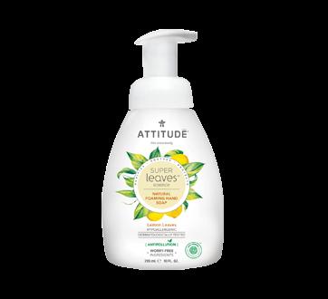 Super Leaves Natural Foaming Hand Soap , 295 ml, Lemon Leaves