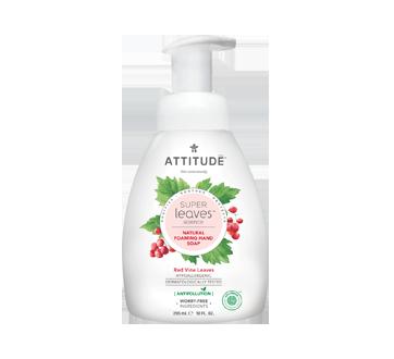 Super Leaves Natural Foaming Hand Soap , 295 ml, Red Vine Leaves