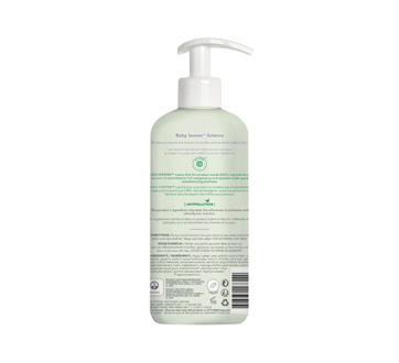 Image 2 of product Attitude - Baby Leaves 2-In-1 Natural Shampoo and Body Wash, 473 ml, Sweet Apple