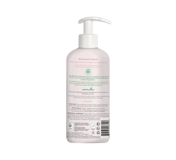 Image 2 of product Attitude - Baby Leaves 2-in-1 Natural Shampoo & Body Wash, 473 ml, Fragrance-free