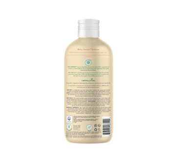 Image 2 of product Attitude - Baby Leaves Natural Bubble Wash, 473 ml, Pear Nectar