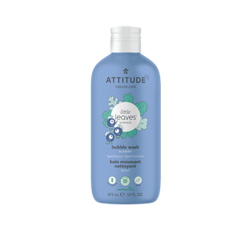 Bubble Wash, 473 ml, Blueberry