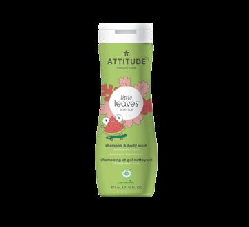 2-in-1 Shampoo and Body Wash, 473 ml, Watermelon & Coco