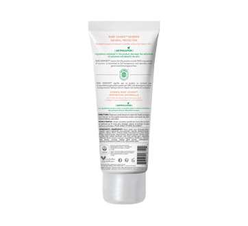 Image 2 of product Attitude - Baby Leaves Natural Soothing Body Cream, 200 ml, Calendula