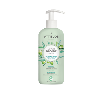 Super Leaves Energizing Body Lotion, 473 ml