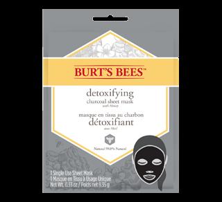 Detoxifying Charcoal Sheet Mask, 9.35 g