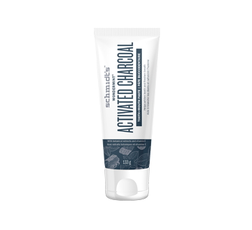 Wondermint Tooth + Activated Charcoal  Mouth Paste, 133 g