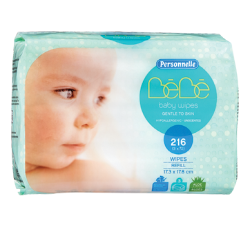 Baby Wipes, 216 units