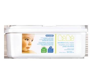 Sensitive Baby Wipes, 64 units