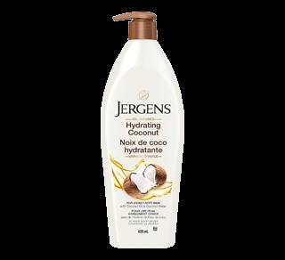 Hydrating Coconut Moisturizer, 620 ml