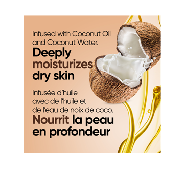 Image 3 of product Jergens - Hydrating Coconut Moisturizer, 620 ml
