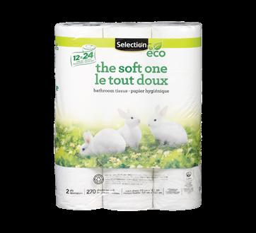 Selection Eco Bath Tissue, 12 units