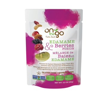 Edamame & Berries Fusion, 90 g