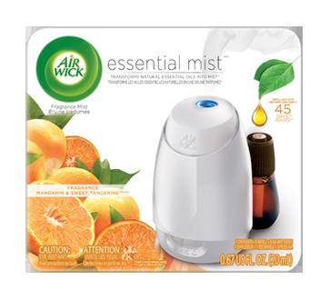 Essential mist Fragrance Mist Set, 1 unit, Mandarin & Sweet Tangerine