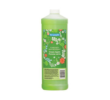 Image of product Personnelle - Foam Bath, Green Apple