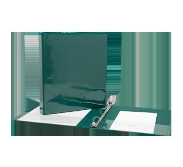 Binder 1 Inch, 1 unit, Dark Green