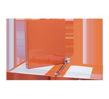 Binder 1 Inch, 1 unit, Orange