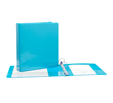 Binder 1.5 Inches, 1 unit, Blue