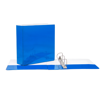 Binder 2 Inches, 1 unit, Blue