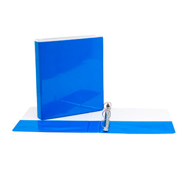 Image of product Geo - Binder 1 Inch, 1 unit, Blue