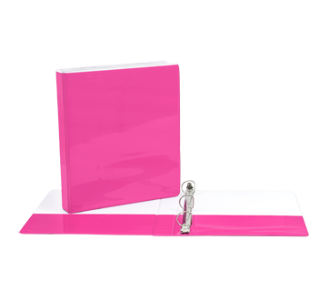 Image of product Geo - Binder 1 Inch, 1 unit, Pink
