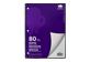 Thumbnail of product Buffalo - Quad Sheets Notebook 80 Pages, 1 unit, Purple