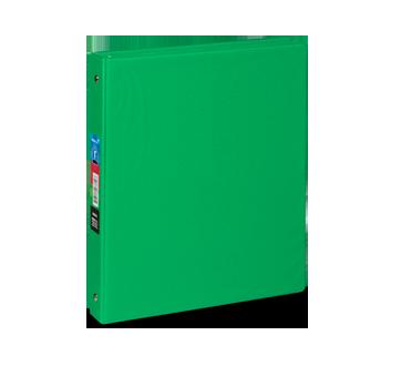 Binder 1 Inch, 1 unit, Green