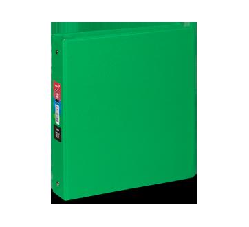 Binder 1.5 Inch, 1 unit, Green