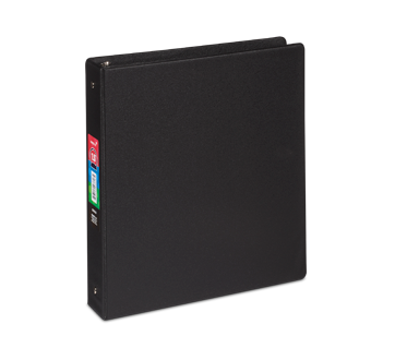 Binder 1.5 Inch, 1 unit, Black