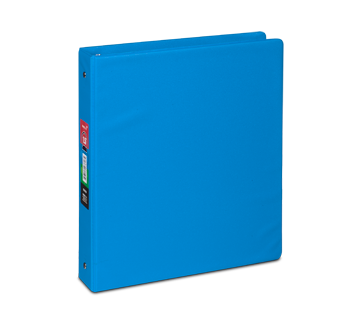 Binder 1,5 Inches, 1 unit, Blue