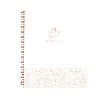 Coil Notebook 140 pages, 1 unit