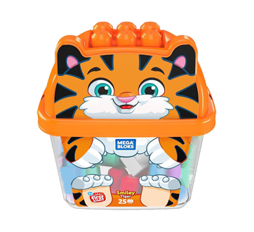 First Builders Animal, 1 unit, Tiger