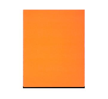 Carton Portfolio with Pockets, 1 unit, Orange