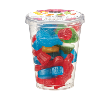 Image of product Selection - Mixed Gummies, 150 g