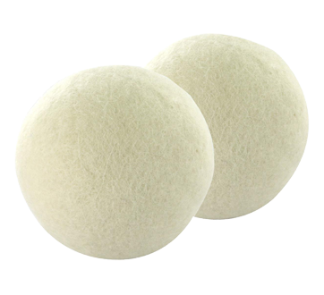 Image 2 of product Derriere la porte - Wool Dryer Balls, 2 units