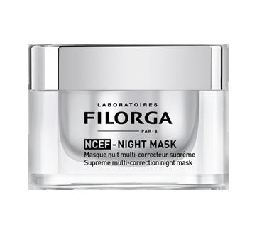Ncef-Night Mask, 50 ml