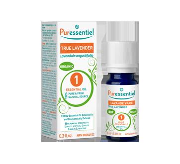 Bio Essential Oil, True Lavender, 10 ml