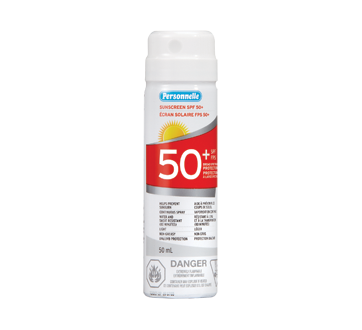 Image of product Personnelle - Sunscreen SPF 50+, 50 ml
