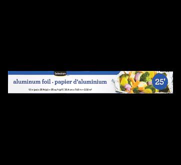 Aluminum Foil, 25', 1 unit