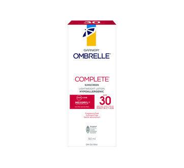 Complete Body and Face Lotion SPF 30, 90 ml