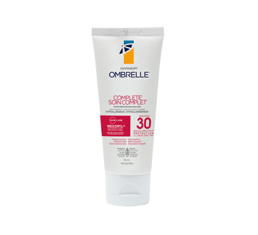 Image 2 of product Ombrelle - Complete Body and Face Lotion SPF 30, 90 ml