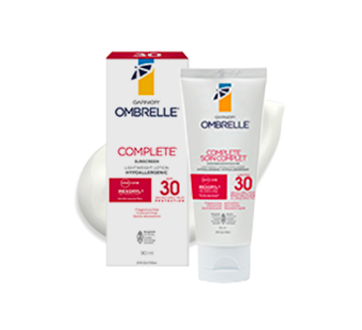 Image 5 of product Ombrelle - Complete Body and Face Lotion SPF 30, 90 ml