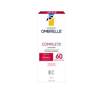 Complete Body and Face Lotion SPF 60, 90 ml