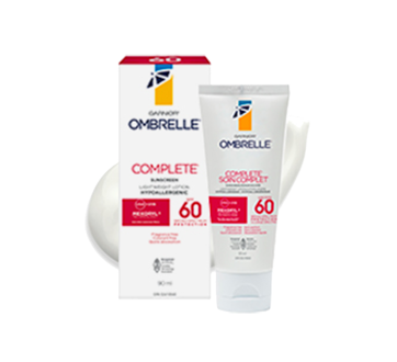 Image 5 of product Ombrelle - Complete Body and Face Lotion SPF 60, 90 ml