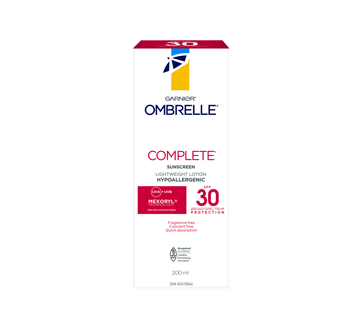 Complete Body and Face Lotion SPF 30, 200 ml