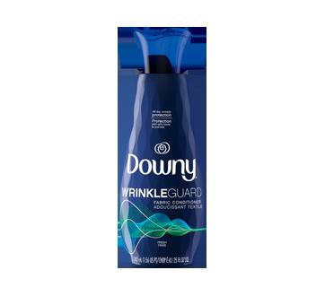 WrinkleGuard Liquid Fabric Softener and Conditioner, 740 ml, Fresh