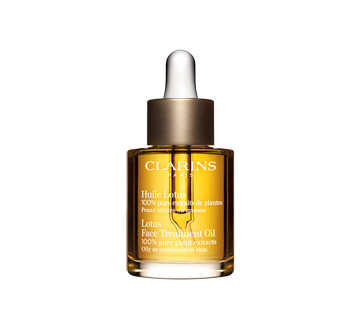 Image of product Clarins - Lotus Treatment Oil, 30 ml