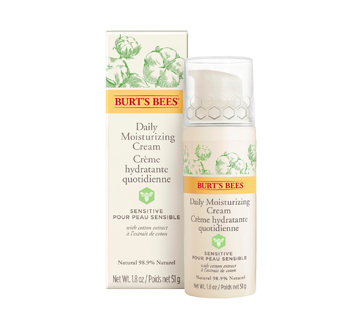 Daily Face Moisturizer Cream for Sensitive Skin, 51 g