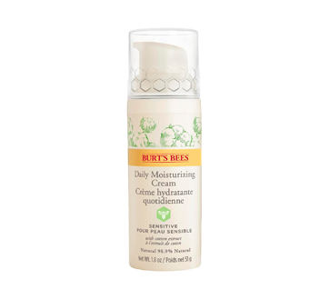 Image 3 of product Burt's Bees - Daily Face Moisturizer Cream for Sensitive Skin, 51 g